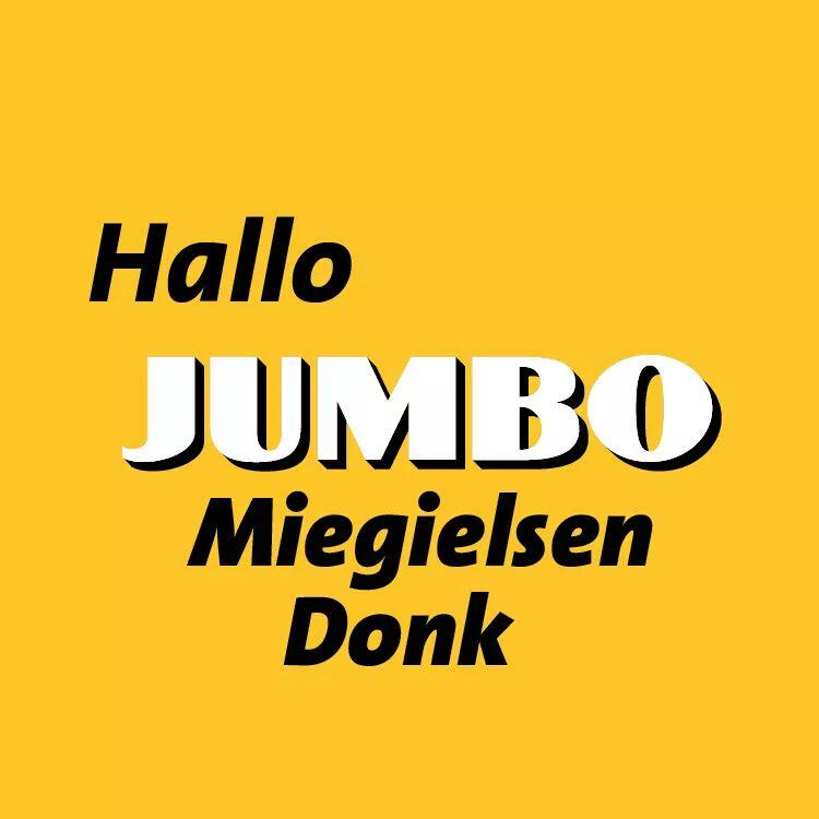 Jumbo Miegielsen De Donk
